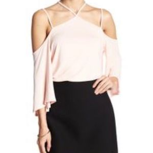 Lush Strappy Off the shoulder top